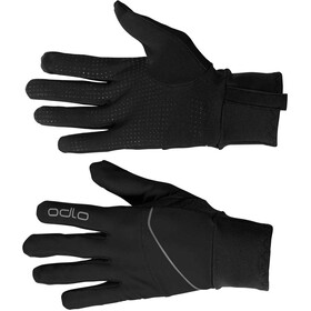 Odlo Intensity Safety Light Guantes, black